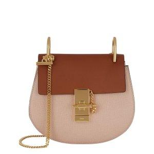Chloé Mini Drew Bicolour Shoulder Bag