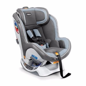 $186Chicco NextFit iX Zip Convertible Car Seat - SteelBlue