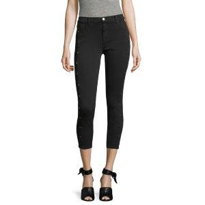 Amelia Cropped Skinny Jean by J Brand at Gilt