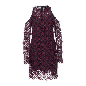 Cutout Lace Mini Dress | Moda Operandi