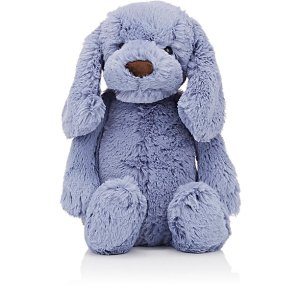 Jellycat Bashful Puppy Chime Plush Toy | Barneys Warehouse