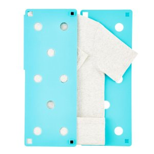 Aqua FlipFOLD Laundry Folder | The Container Store