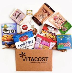 满$50立减$10 海淘友好有机用品食品网站Vitacost 黑五全场购物特惠 童年时光液体钙也有