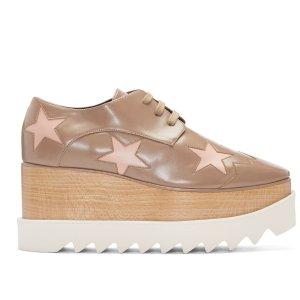 Stella McCartney 厚底鞋