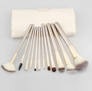 $11.99Professional Makeup Brush Collection with Storage Case (13-Piece)