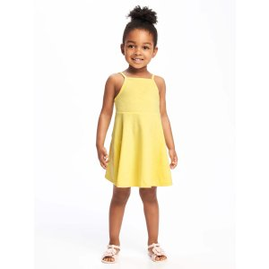 Fit & Flare Cami Dress for Toddler | Old Navy