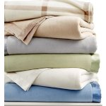 Martha Stewart Collection Soft Fleece Blankets