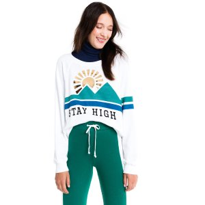 Stay High Sommers Sweater - Wildfox