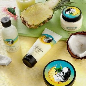 Flash Sale! 40% off + Free ShippingEverything @ The Body Shop