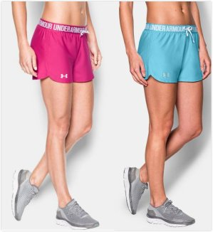 3 For $40!Women's Play Up Shorts @ Under Armour