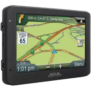 $37.50 + 终身地图免费更新手慢无:Magellan Roadmate 5320-LM 5吋屏 GPS