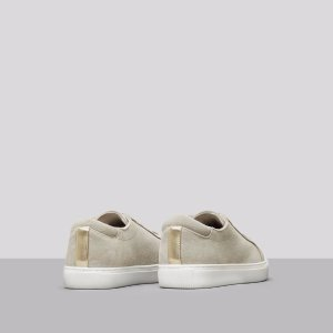 Womens Kam Suede Sneaker | Kenneth Cole