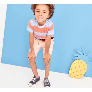Boys' Embroidered Gramercy Short : Boys' Shorts | J.Crew Factory