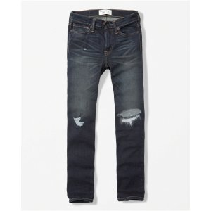 boys ripped skinny jeans | boys clearance | Abercrombie.com