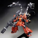 Bandai Hobby Gundam Thunderbolt Psycho Zaku Ver Ka MG 1/100 Model Kit