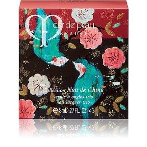 Clé de Peau Beauté 2017 Limited Edition Holiday Nail Lacquer Trio   Barneys New York