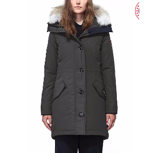 Canada Goose Women's Rossclair Parka - at Moosejaw.com