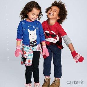 $5 and UpDoorbuster @ Carter's