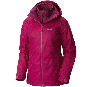 Columbia Whirlibird Omni-Heat Interchange Jacket - Women's | Campmor