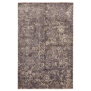 Classic Silk & Wool Rug - 5'4