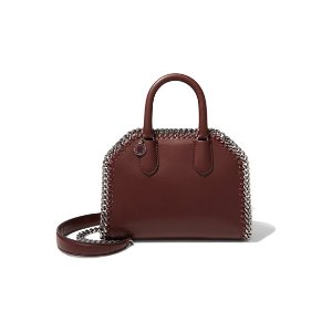Falabella Box faux leather shoulder bag