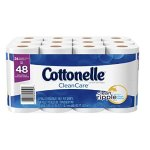 Cottonelle Ultra Comfort Care 24卷装双层卫生纸