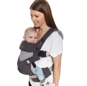 $179 + $30 Gift CardErgobaby 360 All Carry Positions Ergonomic Cool Air Mesh Baby Carrier