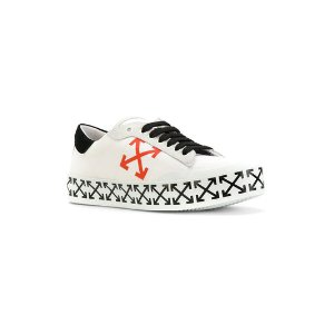 Off-WhiteVulcanised arrow sneakers