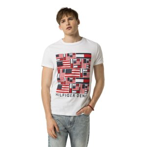 ICON FLAG TEE   Tommy Hilfiger