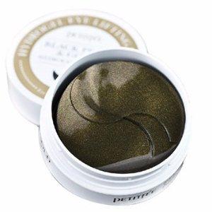 PETITFEE Black Pearl Gold Hydrogel Eye Patch 60sheet