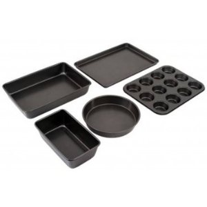 Oneida Simply Sweet 5pc Baking Pan Set - Spring Cleaning - Sale