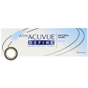 1 Day Acuvue Define (Natural Shine) : Cheap Contact Lenses & Great Service   PerfectLensWorld