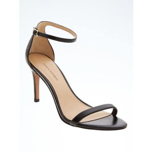 Bare High Heel Sandal | Banana Republic