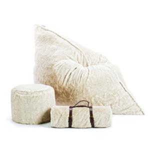 Snow Owl Phur Pillowsac Custom Holiday Bundle
