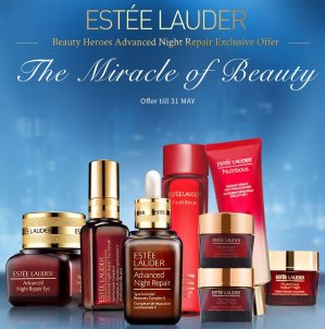 Up To 45% OffESTEE LAUDER Sale @ Sasa.com