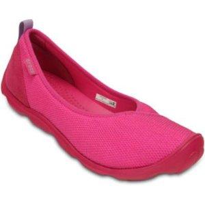 Women's Duet Busy Day Mesh Flat | Comfortable Flats | Crocs Official Site