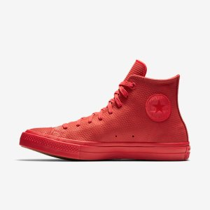 Converse Chuck II Lux Leather High Top Unisex Shoe. Nike.com