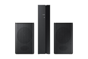 Samsung SWA-8000S 2.0 Channel 80 Watt Wireless Audio Soundbar Accessory (2016 Model)