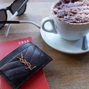 低至4折+包税Prada, YSL, Miu Miu, Valentino等超多女士钱包、卡包热卖