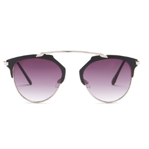 Betsey Johnson | Women's Open Bridge Metal Sunglasses | Nordstrom Rack