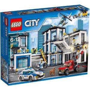 LEGO City Police Station 60141 - Walmart.com