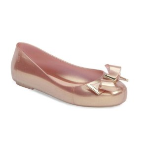 Mel by Melissa Space Love Ballet Flat (Toddler & Little Kid) | Nordstrom