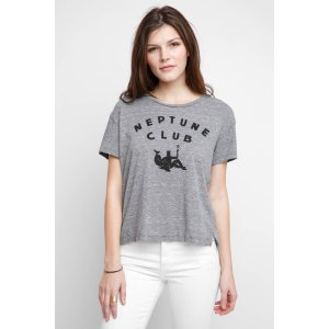 Sundry Clothing Neptune Club Knit Tee | South Moon Under