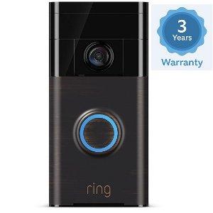 $154.96Ring 超智能 与移动设备连接 可视化门铃