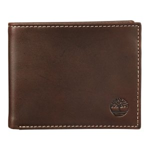 Timberland | Smooth Leather Passcase