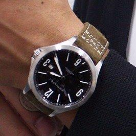 Lowest price $279 (Orig$745)Hamilton Men's Khaki Aviation Watch Model: H76665835