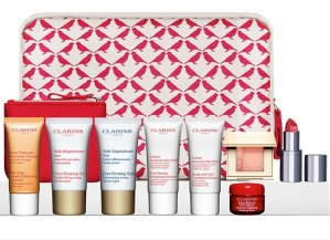 Free 10pc GWP ($195 value)With Orders $80+ @ Clarins