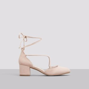 Toniann Suede Block Heel | Kenneth Cole