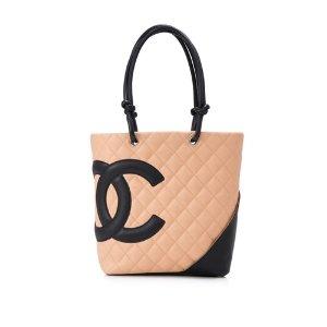 Chanel Cambon Small Tote