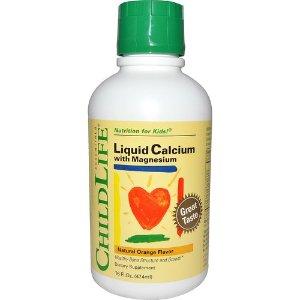 ChildLife Liquid Calcium with Magnesium - 16 fl oz - eVitamins.com